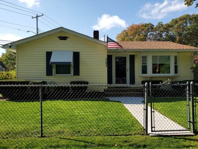 5 Morton Avenue, New Bedford, MA 02745 (MLS #72747257) :: Zack Harwood Real Estate | Berkshire Hathaway HomeServices Warren Residential