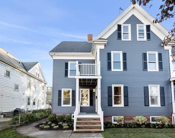 13 Cushing St #13, Medford, MA 02155 (MLS #72747275) :: Cosmopolitan Real Estate Inc.