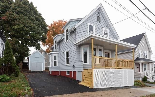 42 Rockingham St., Lynn, MA 01902 (MLS #72747285) :: Cameron Prestige
