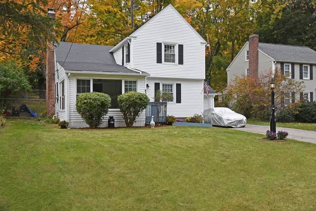 437 Mill St, Worcester, MA 01602 (MLS #72747317) :: Re/Max Patriot Realty