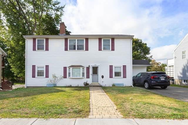 114 Derby St, Newton, MA 02465 (MLS #72747359) :: Re/Max Patriot Realty