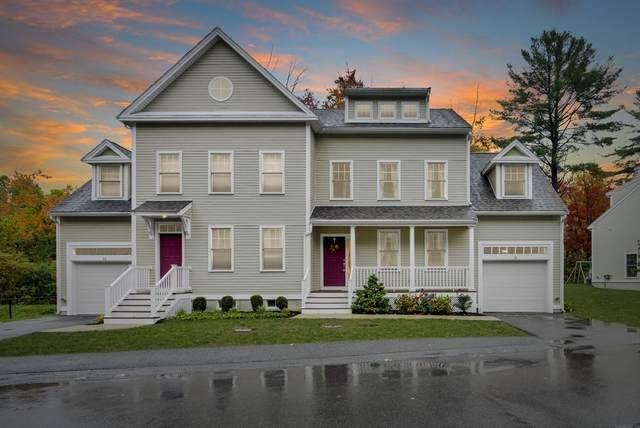 10 Middlewood Drive #10, Wenham, MA 01984 (MLS #72747362) :: Cameron Prestige