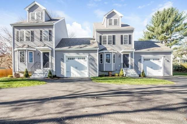266 Matfield St #266, West Bridgewater, MA 02379 (MLS #72747365) :: Cosmopolitan Real Estate Inc.