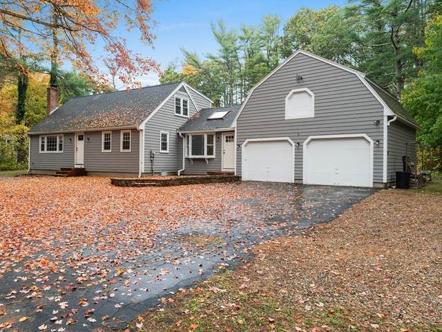 315 Foundry Street, Easton, MA 02375 (MLS #72747375) :: Zack Harwood Real Estate | Berkshire Hathaway HomeServices Warren Residential