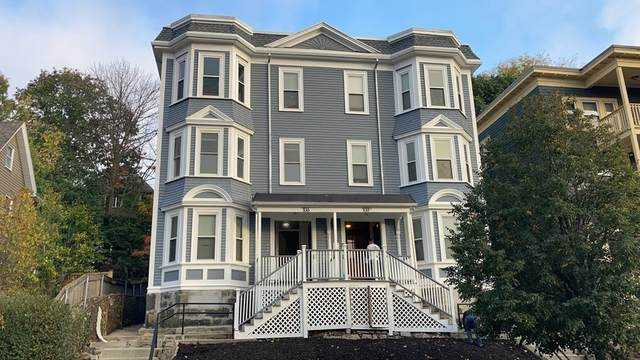 106-108 Hyde Park Avenue, Boston, MA 02130 (MLS #72747409) :: EXIT Cape Realty