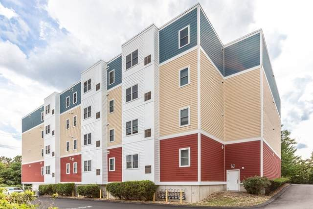 30 Franklin St #201, Malden, MA 02148 (MLS #72747414) :: DNA Realty Group