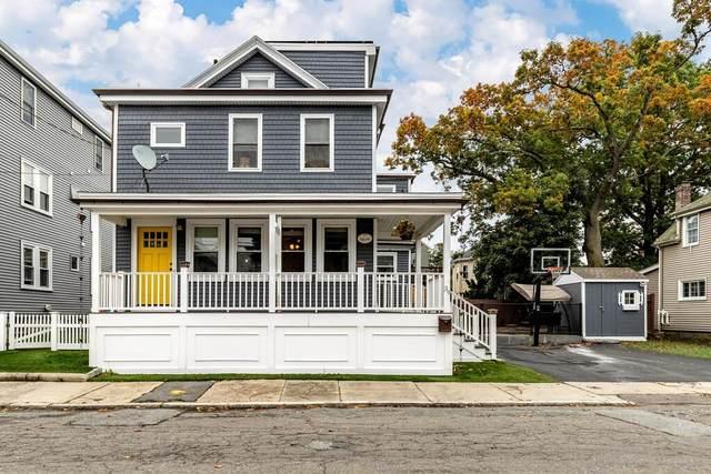 39 Pinkert Street, Medford, MA 02155 (MLS #72747422) :: Cosmopolitan Real Estate Inc.