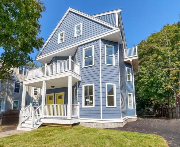 11 Lorette St #2, Boston, MA 02132 (MLS #72747436) :: RE/MAX Unlimited