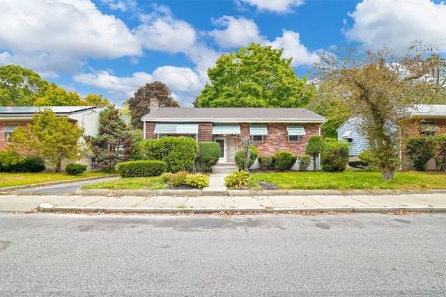33 Messinger St, Boston, MA 02126 (MLS #72747455) :: Westcott Properties