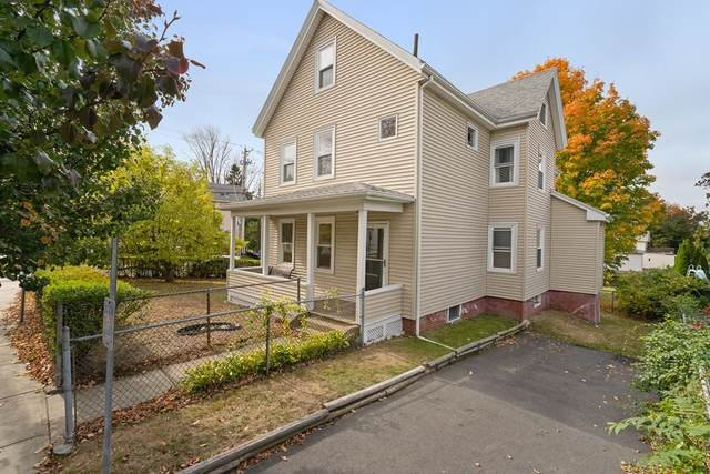 101 Bell Rock Street, Malden, MA 02148 (MLS #72747483) :: DNA Realty Group