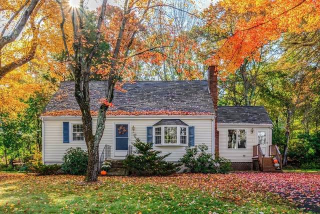 12 Collins Drive, Hudson, MA 01749 (MLS #72747489) :: EXIT Cape Realty