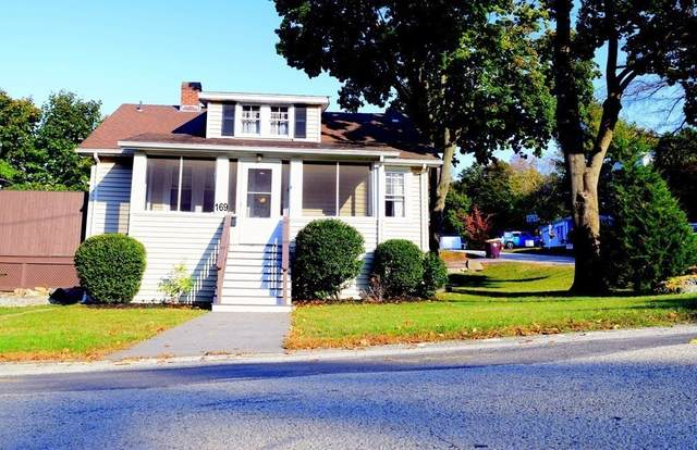 169 Pierce Rd, Weymouth, MA 02188 (MLS #72747490) :: EXIT Cape Realty