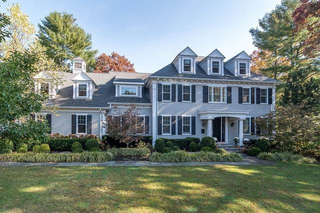 27 Tanglewood Road, Wellesley, MA 02481 (MLS #72747491) :: EXIT Cape Realty