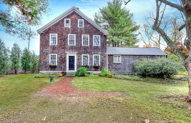 12 Old Cambridge Turnpike, Lincoln, MA 01773 (MLS #72747503) :: Spectrum Real Estate Consultants
