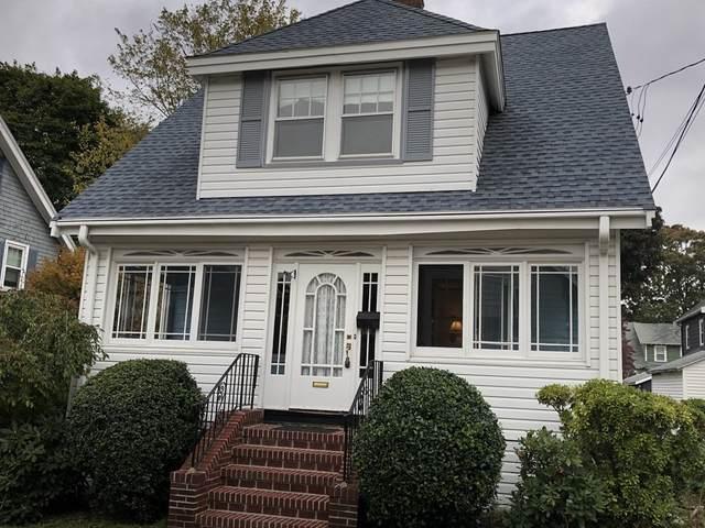 163 Newburg St, Boston, MA 02131 (MLS #72747517) :: EXIT Cape Realty