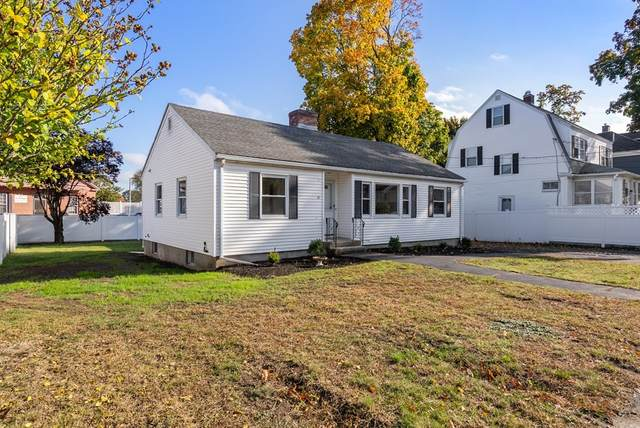 12 Fairmont Ave, Waltham, MA 02453 (MLS #72747586) :: Trust Realty One