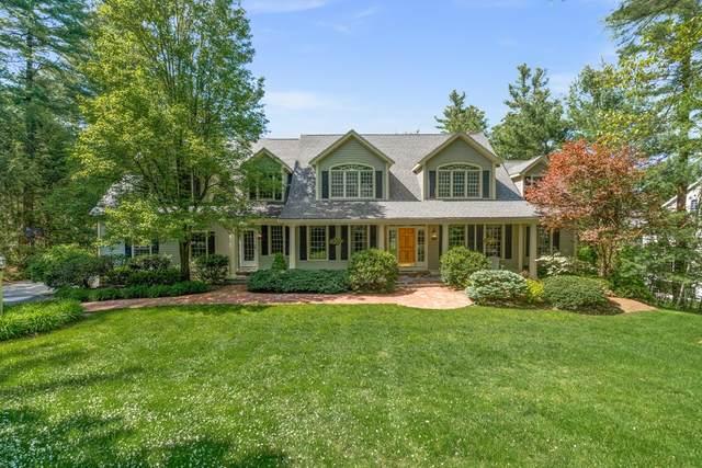 14 Schaffner Lane, Dover, MA 02030 (MLS #72747671) :: Cosmopolitan Real Estate Inc.