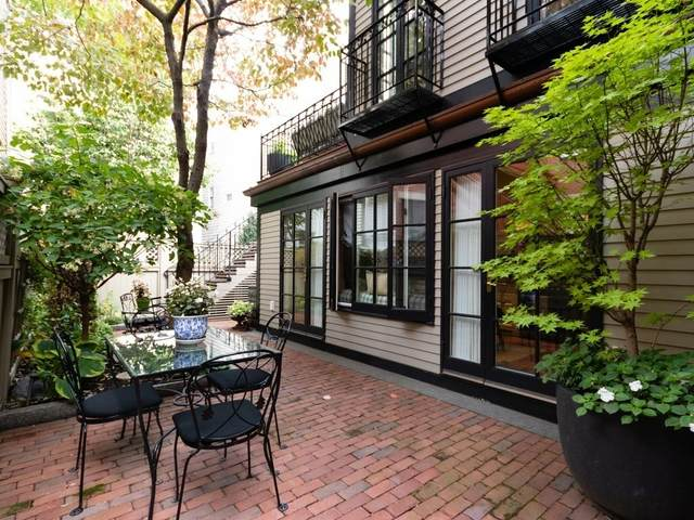 29 Mount Vernon Street, Boston, MA 02129 (MLS #72747695) :: The Seyboth Team