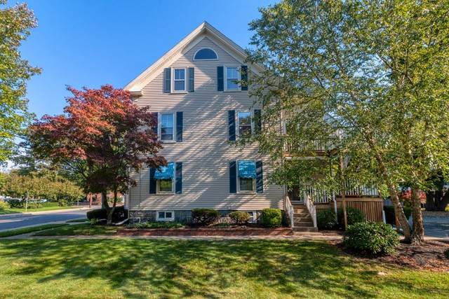 127 Dodge Street #3, Beverly, MA 01915 (MLS #72747727) :: DNA Realty Group