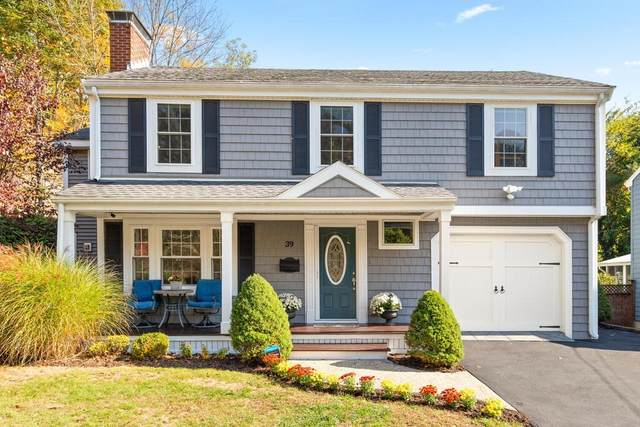 39 Bratley, Melrose, MA 02176 (MLS #72747732) :: Cosmopolitan Real Estate Inc.