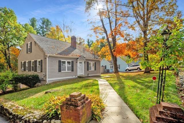 132 Sterling Rd, Lancaster, MA 01523 (MLS #72747775) :: The Seyboth Team