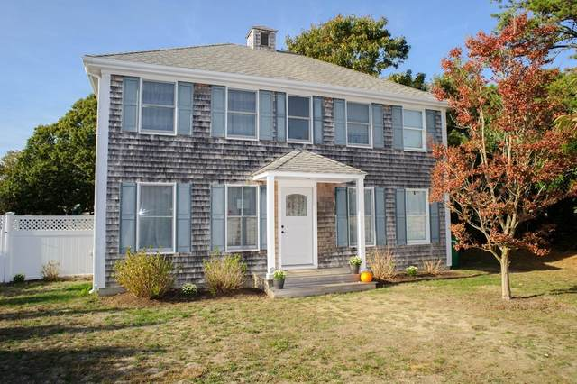 2B Laura's Way, Oak Bluffs, MA 02557 (MLS #72747793) :: The Gillach Group