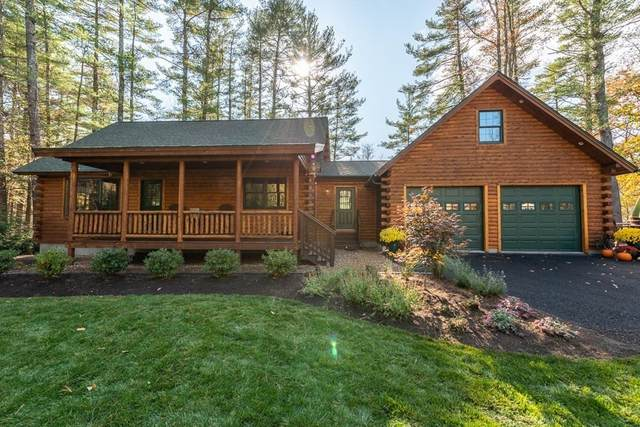 40 Lawrence St, Pepperell, MA 01463 (MLS #72747813) :: Parrott Realty Group