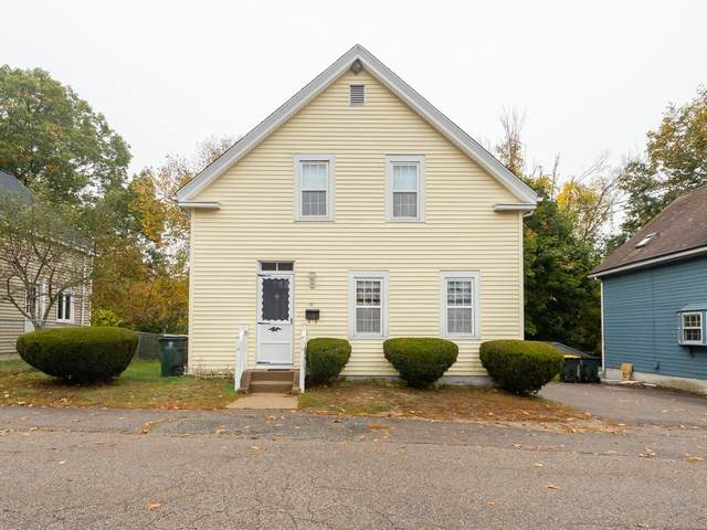 10 Ray Hill Road #10, Franklin, MA 02038 (MLS #72747833) :: The Seyboth Team