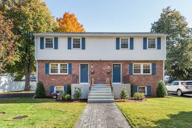 3 Oregon Avenue #3, Woburn, MA 01801 (MLS #72747840) :: Cosmopolitan Real Estate Inc.