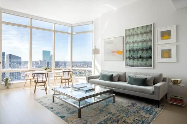 1 Franklin St #3702, Boston, MA 02110 (MLS #72747898) :: Westcott Properties