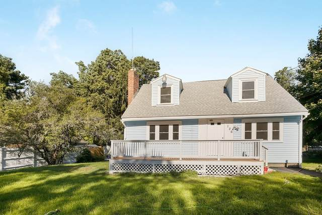 126 Eames St, Wilmington, MA 01887 (MLS #72747931) :: Exit Realty