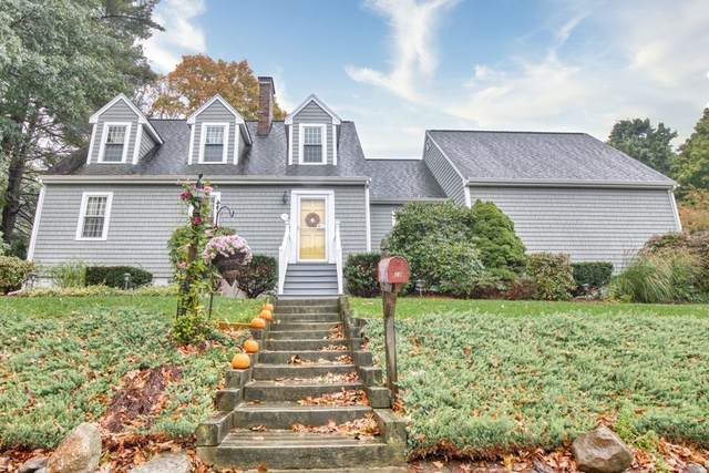 23 Lyme St, Weymouth, MA 02189 (MLS #72747958) :: RE/MAX Vantage