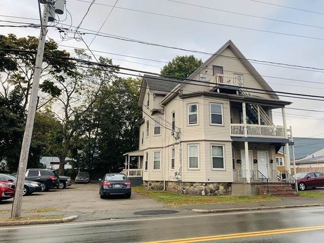 465 Montello St, Brockton, MA 02301 (MLS #72747964) :: RE/MAX Vantage