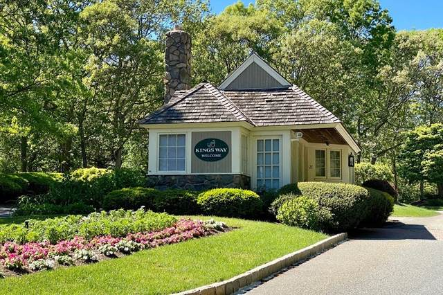 44 Blueberry Path #44, Yarmouth, MA 02675 (MLS #72747988) :: Zack Harwood Real Estate | Berkshire Hathaway HomeServices Warren Residential