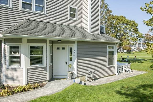 224 White Cliffs Drive #224, Plymouth, MA 02360 (MLS #72748001) :: RE/MAX Vantage