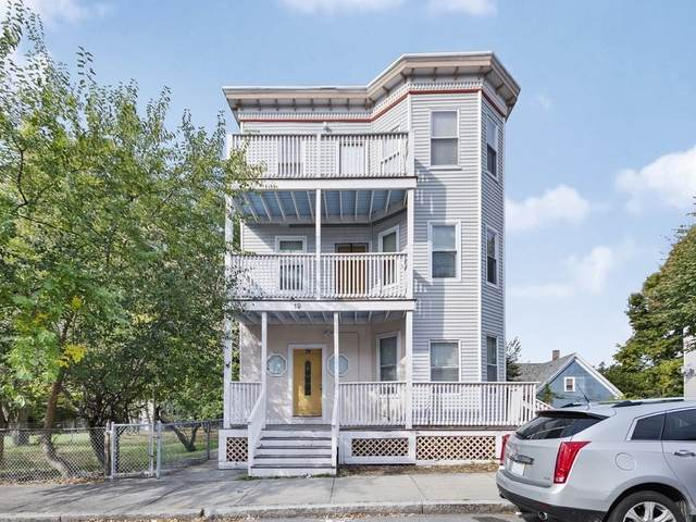 19 Fernboro #3, Boston, MA 02121 (MLS #72748014) :: Berkshire Hathaway HomeServices Warren Residential