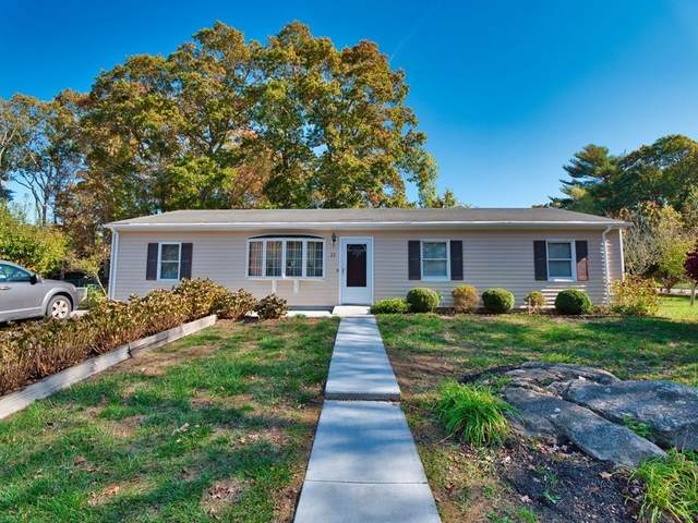 33 Meadowood Dr, Dartmouth, MA 02748 (MLS #72748015) :: RE/MAX Vantage