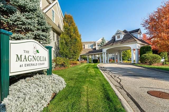 1105 Emerald Court #1105, Tewksbury, MA 01826 (MLS #72748045) :: Zack Harwood Real Estate | Berkshire Hathaway HomeServices Warren Residential