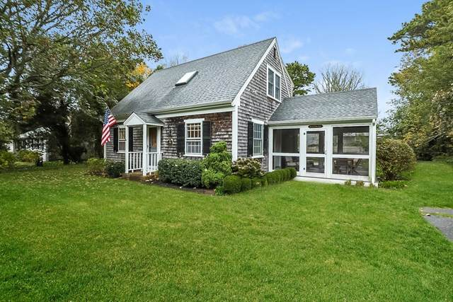 486 Crowell Rd, Chatham, MA 02650 (MLS #72748052) :: Zack Harwood Real Estate | Berkshire Hathaway HomeServices Warren Residential