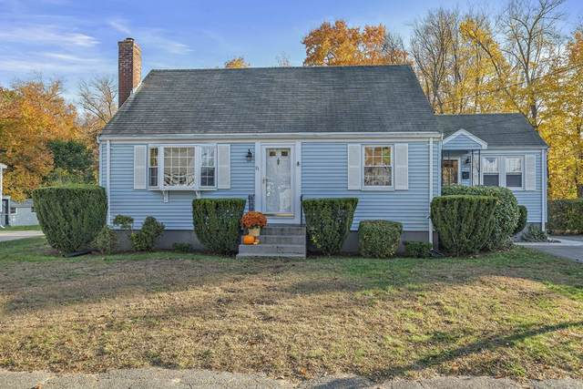 81 Chisholm Rd, Weymouth, MA 02190 (MLS #72748122) :: RE/MAX Unlimited