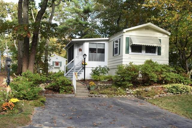 102 Holiday Drive, Wareham, MA 02576 (MLS #72748183) :: Kinlin Grover Real Estate