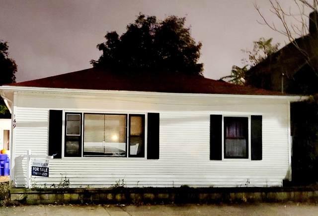 149 Robinson Ave, Pawtucket, RI 02861 (MLS #72748191) :: Re/Max Patriot Realty