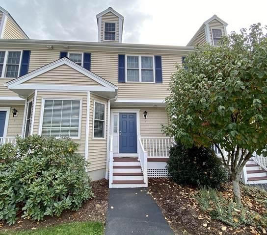 7 Old Cedar Village #7, Bridgewater, MA 02324 (MLS #72748223) :: RE/MAX Unlimited