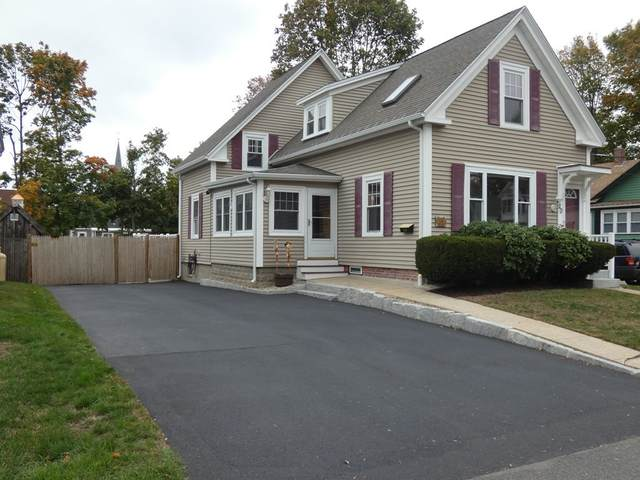 20 Myrtle Street, Rockland, MA 02370 (MLS #72748291) :: DNA Realty Group