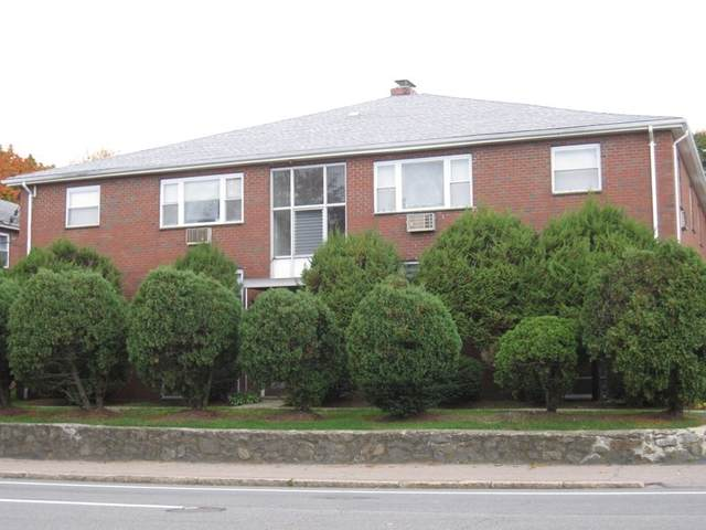 980 N. Main Street #11, Randolph, MA 02368 (MLS #72748293) :: Maloney Properties Real Estate Brokerage