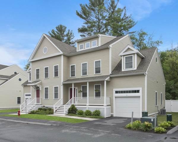 2 Middlewood Dr #2, Wenham, MA 01984 (MLS #72748314) :: Maloney Properties Real Estate Brokerage