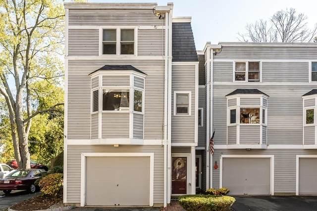 117 High St #15, Ipswich, MA 01938 (MLS #72748318) :: Maloney Properties Real Estate Brokerage