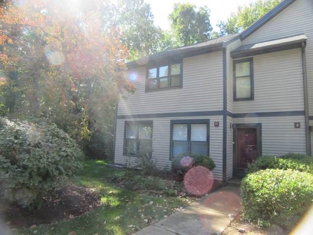 110 Dean St #49, Taunton, MA 02780 (MLS #72748340) :: Maloney Properties Real Estate Brokerage