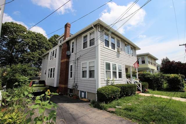 21 Newbury Ave, Quincy, MA 02171 (MLS #72748351) :: The Seyboth Team