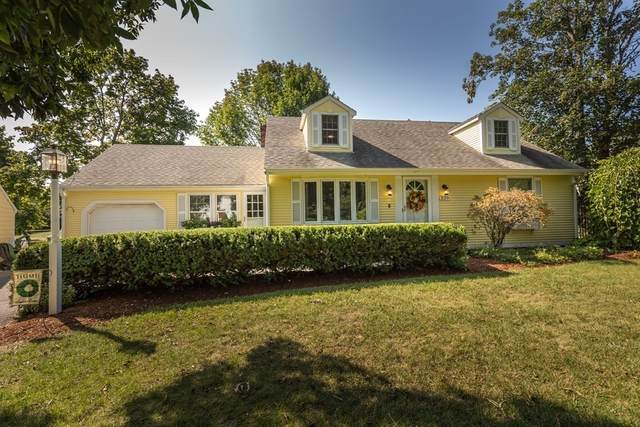 239 Pleasant St, Seekonk, MA 02771 (MLS #72748352) :: Maloney Properties Real Estate Brokerage